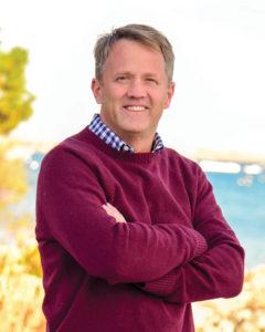 Portrait of Michael Lynn