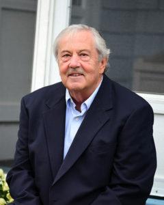 Portrait of Terence Lynn
